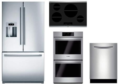 Bosch 743831 800 Kitchen Appliance Packages Appliances Connection