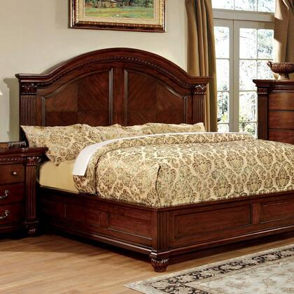 Furniture Of America Cm7736ckbed Grandom Series California King Size Bed Appliances Connection