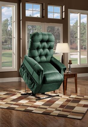 MedLift 2553AAH Contemporary Fabric Wood Frame  Recliners