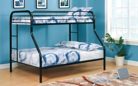 Furniture of America CMBK1033BKBED Rainbow Series  Bed