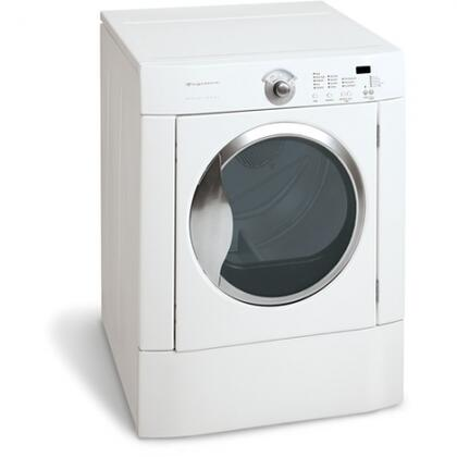 Frigidaire GLEQ2170KS Gallery Series Electric Dryer, in White