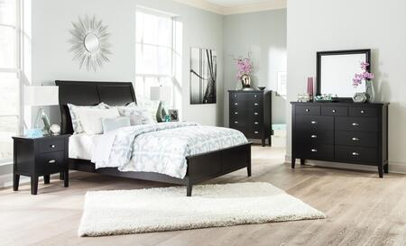 Signature Design by Ashley B591QSET5PC Braflin Queen Bedroom