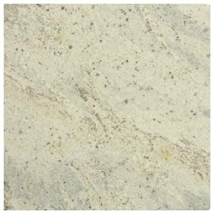 Art Marble Furniture G208SQTOP X Size Square Natural Granite Tabletop in Kashmir White