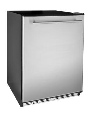 Aficionado C111  Compact Refrigerator with 5.6 cu. ft. Capacity in White