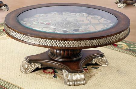 Yuan Tai AD4880C Traditional Table