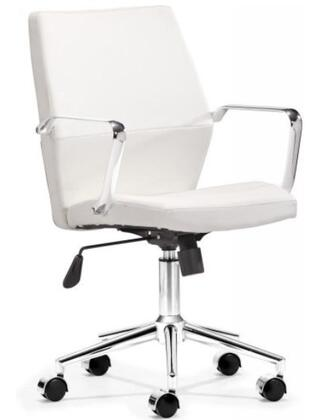 "Zuo 205152 22.5""  Office Chair"