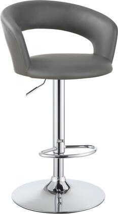 Coaster 120397 Dining Chairs and Bar Stools Series Residential Faux Leather Upholstered Bar Stool