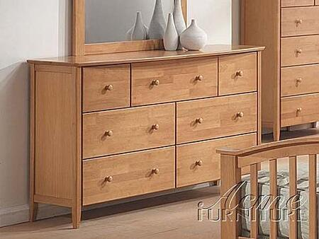 Acme Furniture 09176 San Marino Series  Dresser with 7 Drawers |Appliances Connection