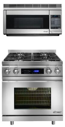 Dacor 655547 Distinctive Kitchen Appliance Packages