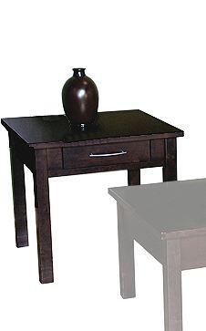 Sunny Designs 3122EE Espresso Series  End Table