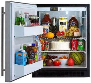 Marvel 6ADAMBBFLL  Built In Counter Depth Compact Refrigerator with 5.4 cu. ft. Capacity, 2 Wire Shelves