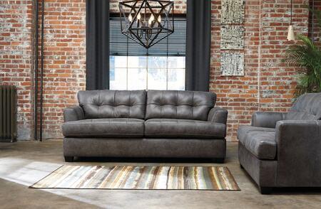 Milo Italia MI3722SLCHAR Brooklynn Living Room Sets
