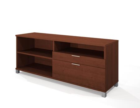Bestar Furniture 120610 Pro-Linea Credenza with two drawers
