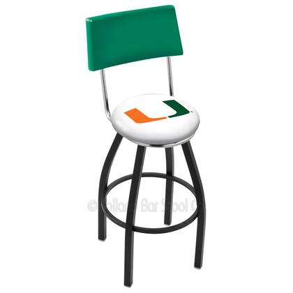 Holland Bar Stool L8B430MIAFL Residential Vinyl Upholstered Bar Stool
