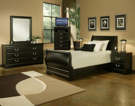 Sandberg 325L Regency Bedroom Sets