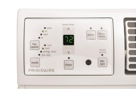 Frigidaire Fra12eht2 Wall Air Conditioner Cooling Area