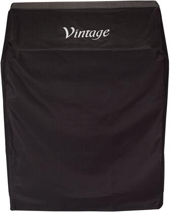 Vintage VGVXXC Vinyl Grill Cover For Grill On Cart