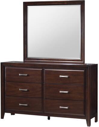1006 Agathis Dresser mirror