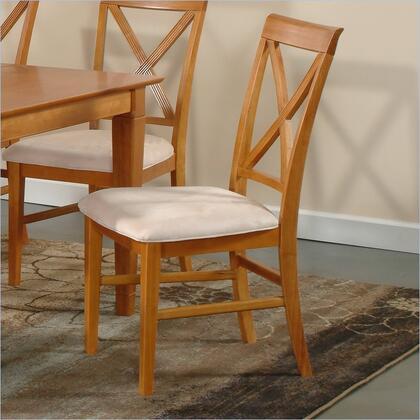 Atlantic Furniture LEXINGTONDCOCCL Lexington Series  Dining Room Chair