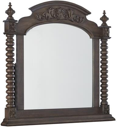 Klaussner 980660 Versailles Series Rectangle Portrait Dresser Mirror