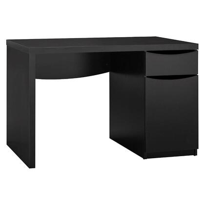Bush Furniture MY72X1703 Montrese Collection Computer Desk with Closed Storage