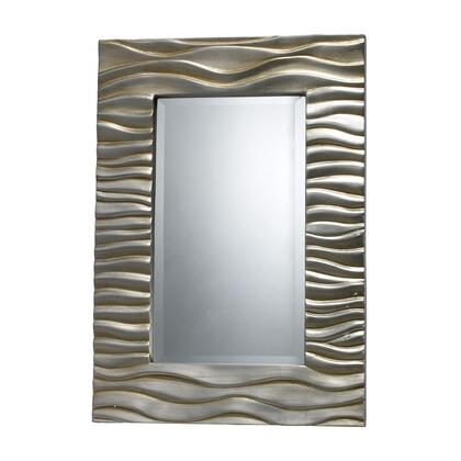Sterling DM1927 Transcend Series Rectangle Portrait Wall Mirror