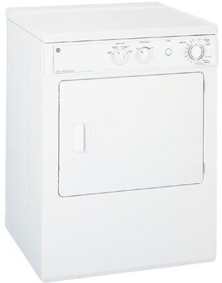 GE DSXH43GFWW  Gas Dryer, in White