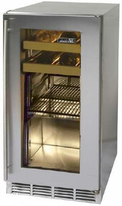 Perlick HP15BO3RDNU  Signature Series Freestanding Compact Beverage Center