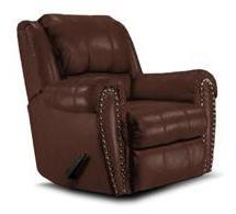 Lane Furniture 21414480821 Summerlin Series Transitional Fabric Wood Frame  Recliners