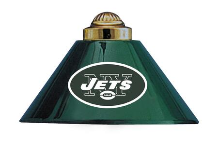 Imperial International 18-40-3S NFL Themed 3 Shade Metal Lamp With 2 Licensed Logos Per Shade