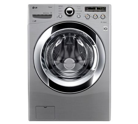 LG WM3250H 4.0 cu. ft. Ultra Large Capacity Steamwasher, with Steam Technology, Phone Linked Smart Diagnosis, 6Motion Technology, and Energy Star