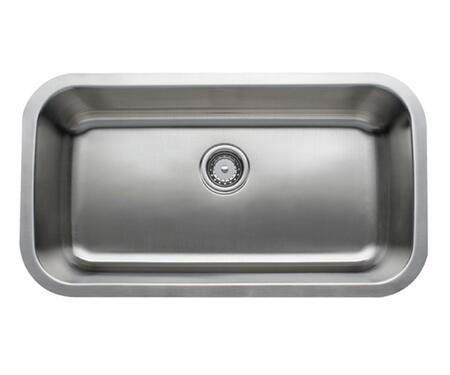 Wells GLU341911 Kitchen Sink