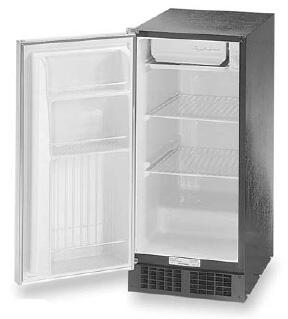Scotsman RFE33A1BC  Compact Refrigerator with 3 cu. ft. Capacity in Black