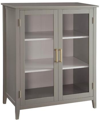 Donny Osmond Home 950375 Caprice Series Freestanding Wood None Drawers Cabinet