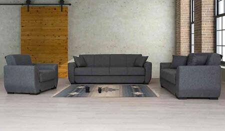 Alpha Furniture Marcia Living Room Set