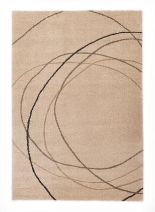 Citak Rugs 2600-025X Bellevue Collection - Eclipse - Ivory Mix