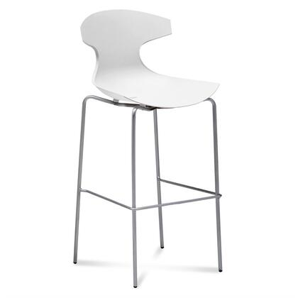 Domitalia ECHORAMFAEPBI Echo Series Residential Not Upholstered Bar Stool