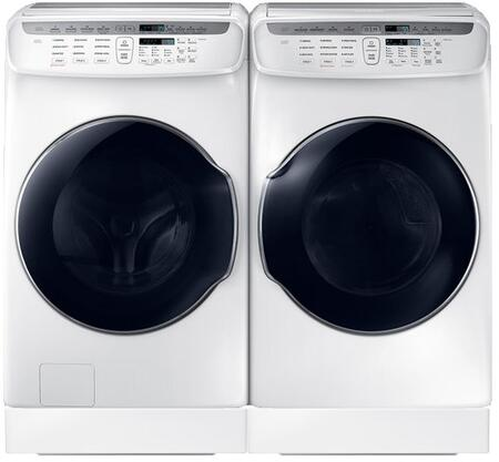 Samsung 771573 Washer and Dryer Combos