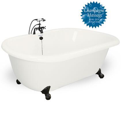American Bath Factory T080DOBC