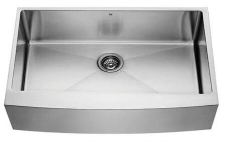 Vigo VGR3620C Stainless Steel Kitchen Sink