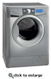 Fagor FA4812X  2 cu. ft. Front Load Washer, in Silver