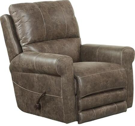 Catnapper 647534130456330456 Maddie Series Faux Leather Metal Frame  Recliners