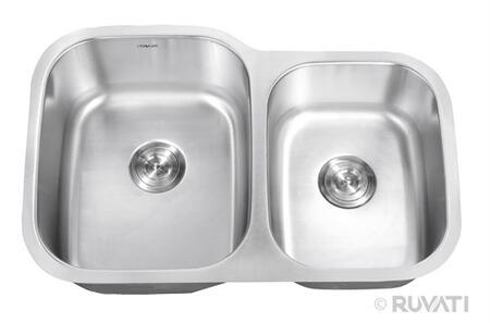 Ruvati RVM4310 Kitchen Sink