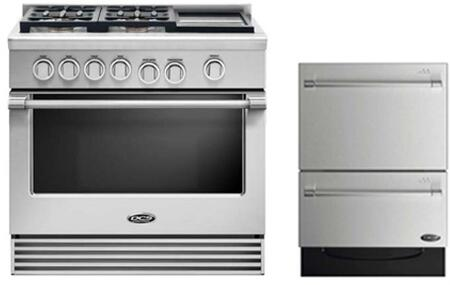 DCS 735916 Kitchen Appliance Packages