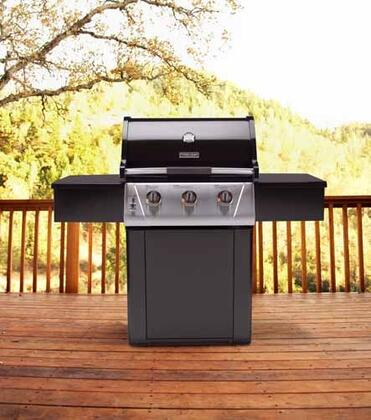 Vermont Castings VCS332ESN  Grill, in Black