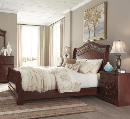 Signature Design by Ashley B223QSBBEDROOMSET Delianna Queen