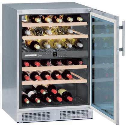 """Liebherr WS4000 23.5"""" Freestanding Wine Cooler"""