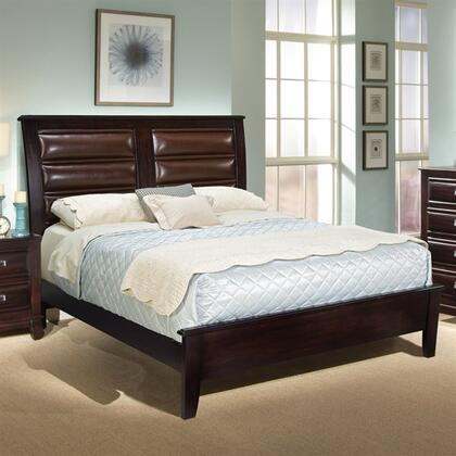 American Woodcrafters 2200050PAN  Queen Size Panel Bed