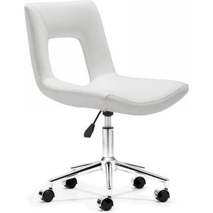 """Zuo 205353 21"""" Modern Office Chair"""