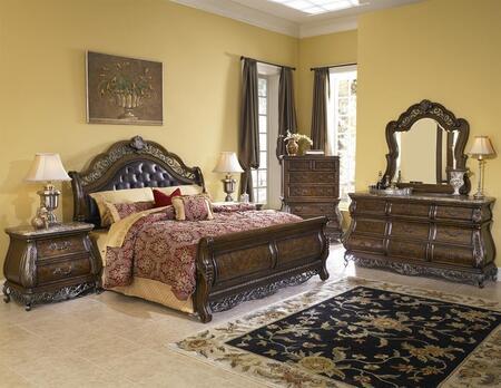 Pulaski 991170126SET Birkhaven Queen Bedroom Sets